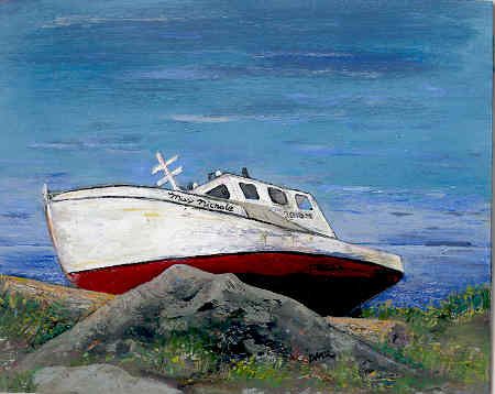 Sold, Old Boat, NS,